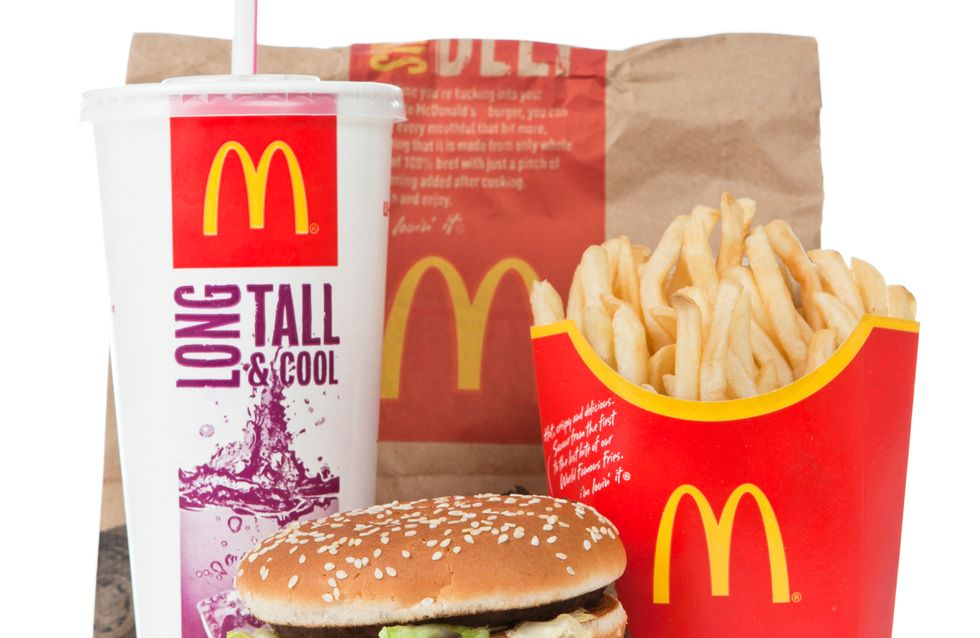 McDonald's action