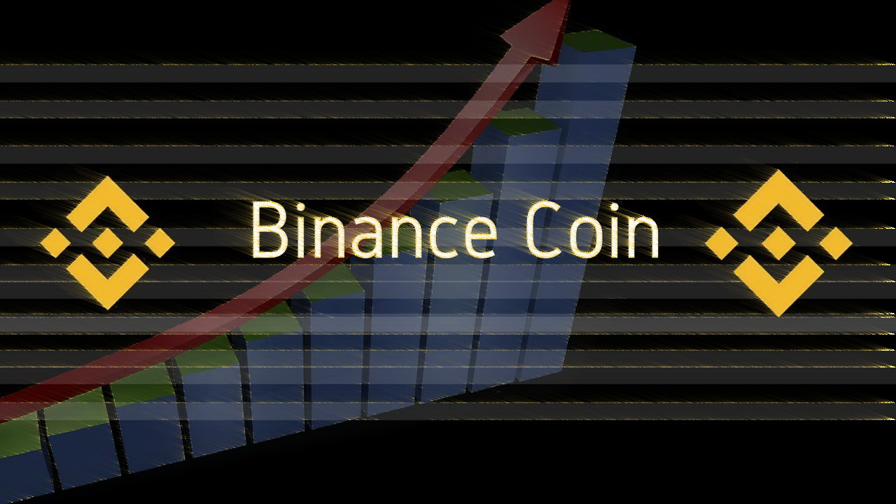 cours Binance coin