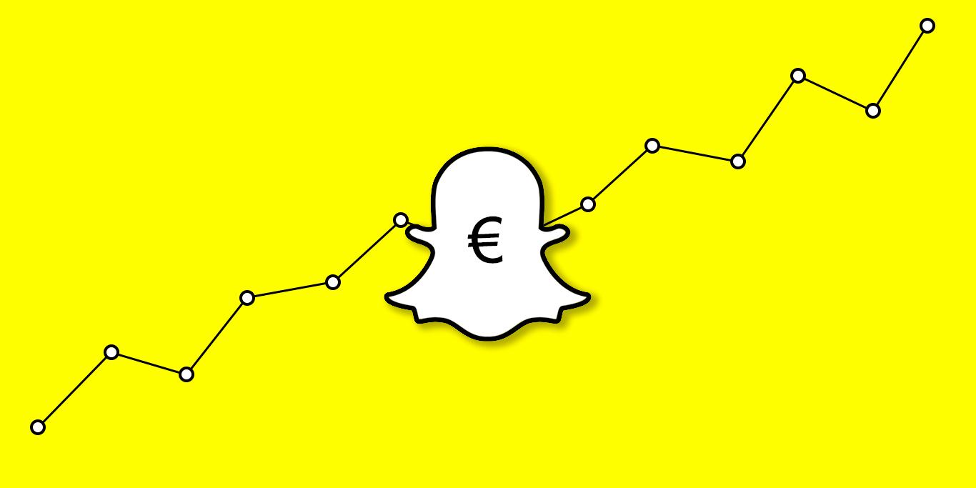action Snapchat