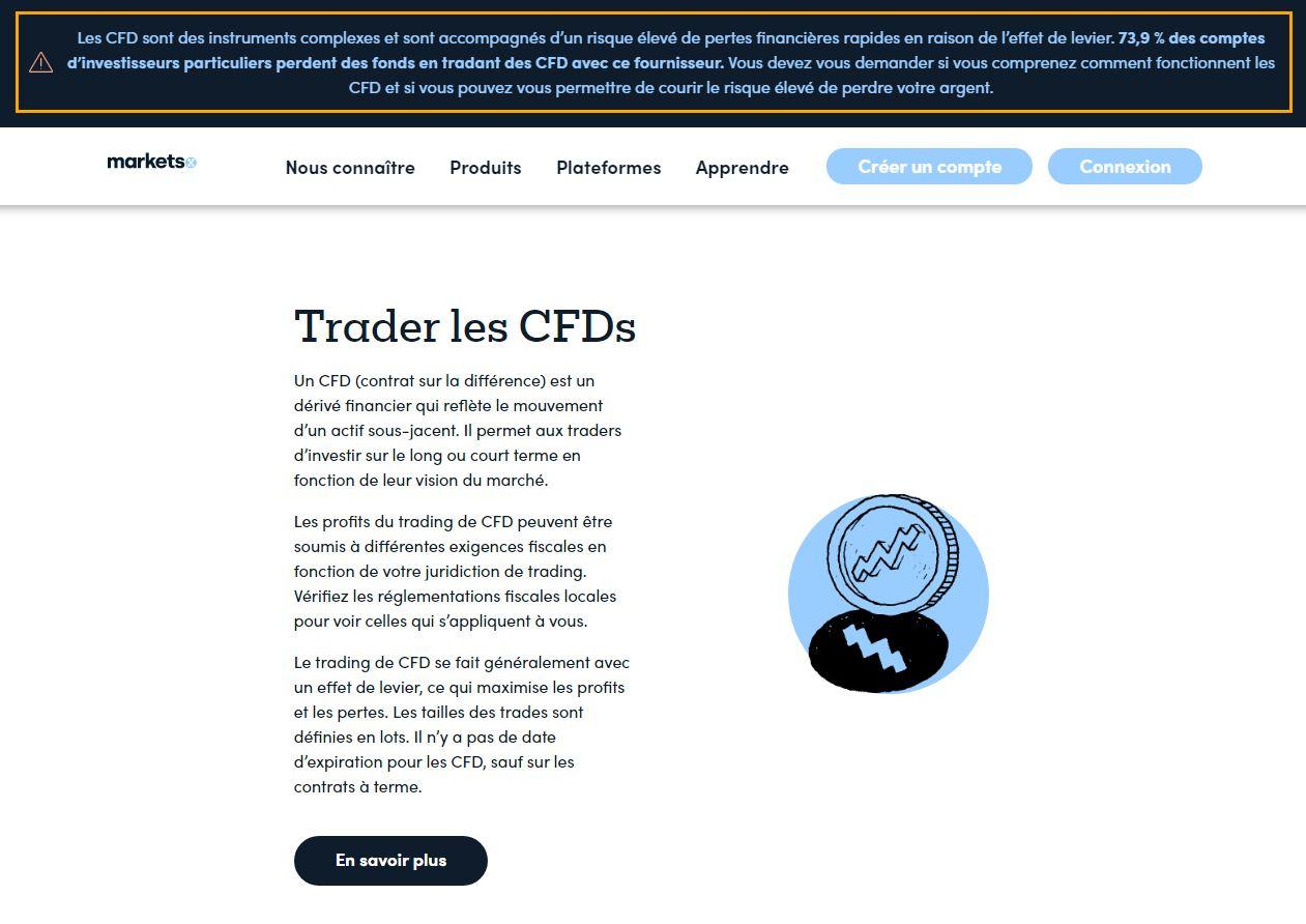 instruments boursiers marketscom