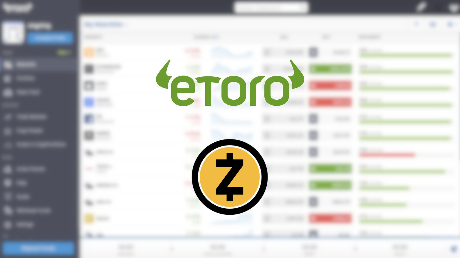 trading zcash