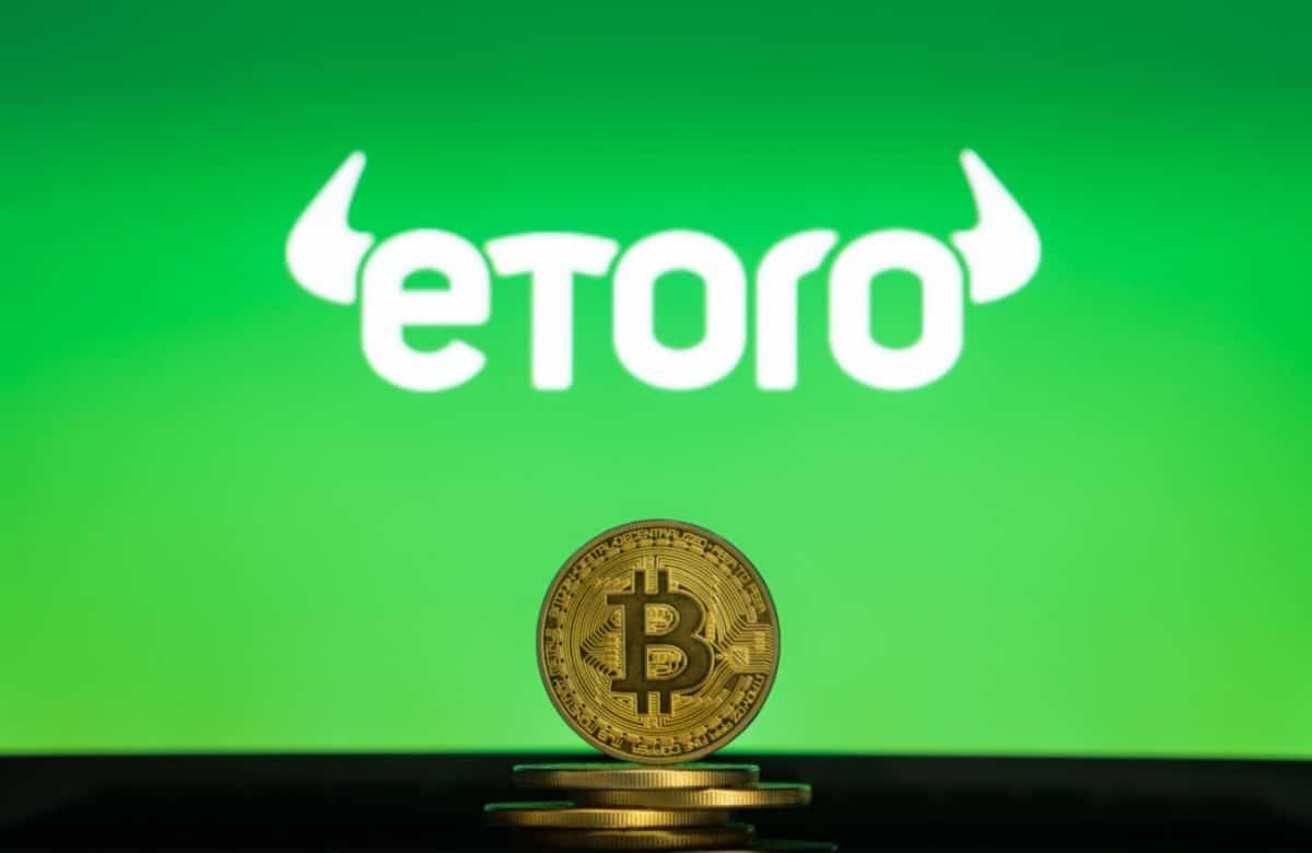 trader cryptomonnaie etoro